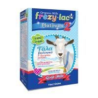 Frezylac Platinum 2 Βιολογικό Γάλα 2ης Βρεφικής Ηλικίας 6-12m 400gr