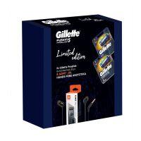 Gillette Set Fusion5 Proglide Limited Edition Ανταλλακτικά Ξυριστικής Μηχανής 6τμχ & Δώρο JBL Hands Free Ακουστικά