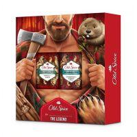 Old Spice Bearglove Lumberjack Set ΜεΑντιιδρωτικό Αποσμητικό Σπρέι 150ml & Old Spice Bearglove Αφρόλουτρο Σώματος-Μαλλιών 2 Σε 1 250ml