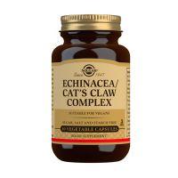 Solgar FPH Echinacea Cat's Claw Complex Φυτικά Εκχυλίσματα 30 Veg. Caps