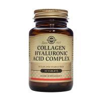 Solgar Collagen Hyaluronic Acid Complex 30 Tabs