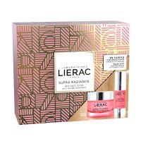 Lierac Supra Radiance Set Με Κρέμα Προσώπου Ενεργοποίησης Λάμψης Για Κανονικό/Ξηρό Δέρμα 50ml & Δώρο Ορός Ματιών 15ml