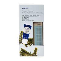 Korres Γιαούρτι Αφρώδης Κρέμα Καθαρισμού Προσώπου 150ml & Δώρο Hydra-Biome Μάσκα Προσώπου Με Γιαούρτι 20ml