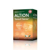 Altion Tonovit Senior Πολυβιταμινούχο Συμπλήρωμα Διατροφής 50Y+ 40caps