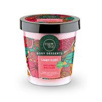 Organic Shop Body Desserts Candy Floss Χαλαρωτικό Αφρόλουτρο 450ml