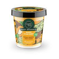 Organic Shop Body Desserts Mango Sugar Sorbet Απολέπιση Σώματος Άμεσης Ανανέωσης Με Μάνγκο & Ζάχαρη 450ml