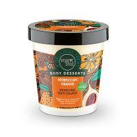 Organic Shop Body Desserts Morocan Orange Σουφλέ Σμίλευσης Σώματος Με Μαροκινό Πορτοκάλι 450ml