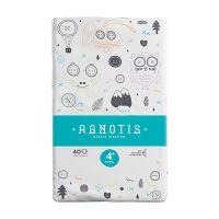 Agnotis Baby Diapers Πάνες No4+ 9-20kg 40τμχ
