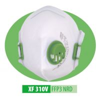 Μάσκα Προστασίας FFP3 Με Φίλτρο XF 310V NR D