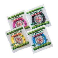 Mosquito-Shield Απωθητικό Βραχιόλι Για Κουνούπια-Σκνίπες 2 Ετών+ Διάφορα Χρώματα 1τμχ
