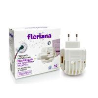 Fleriana Εντομοαπωθητικά Πλακίδια 30τμχ & Δώρο Ηλεκτρική Συσκευή Διπλής Χρήσης Για Πλακίδια & Υγρό Plug-In