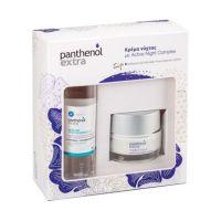 Panthenol Extra Beauty Care Set Με Κρέμα Προσώπου Νυκτός Για Σύσφιξη & Αναδόμηση 50ml & Δώρο Καθαριστικό Micellar 100ml