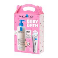La Roche-Posay Baby Bath Set Με Lipikar Syndet AP+ Αφρόλουτρο Προσώπου/Σώματος Για Ατοπική Δερματίτιδα 400ml & Δώρο Cicaplast Baume B5 Κρέμα Ανάπλασης Προσώπου/Σώματος/Χειλιών Για Το Ερεθισμένο/Ξηρό Δέρμα Όλης Της Οικογένειας 15ml