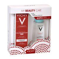 Vichy My Beauty Care Set Με Liftactiv Collagen Specialist Spf25 Αντιγηραντική Αντηλιακή Κρέμα Προσώπου 50ml & Δώρο Mineral Micellar Νερό Καθαρισμού & Ντεμακιγιάζ Με Μεταλλικά Στοιχεία 100ml