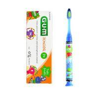 Gum Monster Set Οδοντόβουρτσα Με Φωτάκι 1 Λεπτού Μαλακή Μπλέ & Δώρο Παιδική Οδοντόκρεμα Με Γεύση Tutti Frutti 50ml
