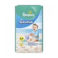 Pampers Splashers Πάνες-Μαγιό 6-11kg 12τμχ
