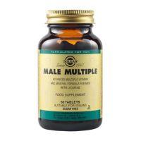 Solgar Male Multiple Πολυβιταμίνες 60 Tabs