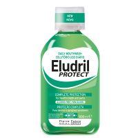 Eludril Protect Στοματικό Διάλυμα Για Ολοκληρωμένη Προστασία Των Δοντιών & Των Ούλων 500ml