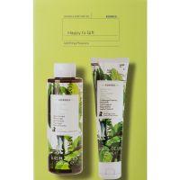 Korres Happy To Gift Uplifting Pleasure Set Με Αφρόλουτρο Πράσινο Τσάϊ 250ml & Γαλάκτωμα Σώματος 125ml