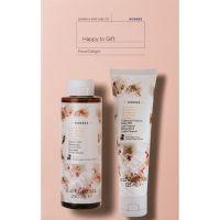 Korres Happy To Gift Floral Delight Set Με Αφρόλουτρο Λευκά Άνθη 250ml & Γαλάκτωμα Σώματος 125ml