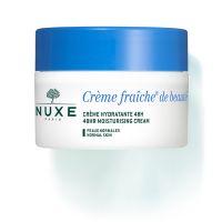 Nuxe Fraiche De Beaute 48ωρη Ενυδατική Κρέμα Προσώπου Για Κανονική Επιδερμίδα 50ml