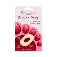 Carnation Felt Bunion Rings Προστατευτικά Αυτοκόλλητα για τα Δάκτυλα των Ποδιών 4τμχ