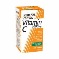 Health Aid Vitamin C 1000mg Prolonged Release 100 ταμπλέτες