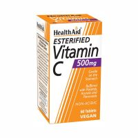Health Aid Esterified Vitamin C 500mg 60 Ταμπλέτες