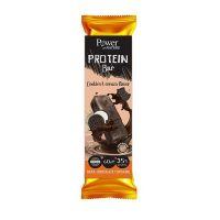 Power of Nature Protein Bar Cookies & Cream Flavor Μπάρα Πρωτεΐνης Υψηλής Περιεκτικότητας 35% 60gr