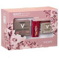 Vichy Beauty Routine Set Με Neovadiol Rose Platinium Κρέμα Ημέρας Τόνωσης & Φρεσκάδας Για Ώριμη & Θαμπή Επιδερμίδα 50ml & Δώρο Neovadiol Rose Platinium Νυκτός Για Αναζωογόνηση & Τόνωση 15ml & Liftactiv Glyco-C Αντιγηραντική Αμπούλα Νύχτας 2ml