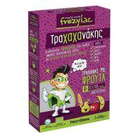Frerzylac Τραχαχανάκης Βιολογικός Τραχανάς Με Βιολογικά Φρούτα Για Παιδιά από 6m+ 2x165gr