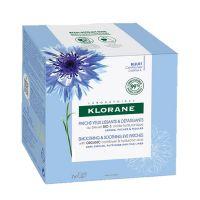 Klorane Patches Επιθέματα Ματιών Λείανσης & Καταπράϋνσης με Φυτικό Υαλουρονικό Οξύ 7 Ζεύγη