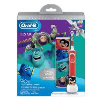 Oral-B Vitality Kids Special Edition Παιδική Ηλεκτρική Οδοντόβουρτσα Disney Pixar & Δώρο Θήκη Ταξιδίου