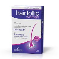 Vitabiotics Wellwoman Hairfollic (Tricologic) 60 ταμπλέτες