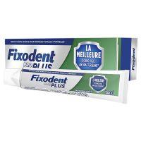 Fixodent Pro Plus Antibacterial Premium Στερεωτική Κρέμα Για Τεχνητές Οδοντοστοιχίες 40g