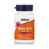 Now Foods Methyl B-12 1000mcg Συμπλήρωμα Διατροφής για την Υγεία του Νευρικού Συστήματος 100 Lozenges