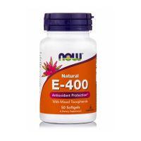 Now Foods Vitamin E-400IU with Selenium 100 softgels