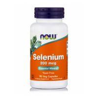 Now Foods Selenium 200mcg 90 caps