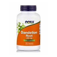 Now Dandelion Root 500mg 100 Capsules