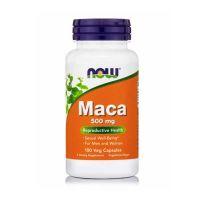 Now Maca 500mg Συμπλήρωμα Διατροφής για την Υγεία του Αναπαραγωγικού Συστήματος 100 vegicaps