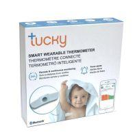 Tucky Έξυπνο Φορετό Θερμόμετρο Μασχάλης για Ασφαλή & Συνεχή Παρακολούθηση Πυρετού