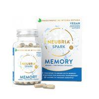 Neubria Spark Memory Συμπλήρωμα Διατροφής για τη Μνήμη & την Πνευματική Απόδοση 60 κάψουλες