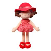 Babyono Poppy Παιχνίδι Αγκαλιάς Κούκλα 1098 1τμχ