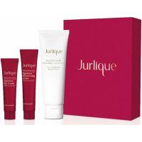 Jurlique Herbal Recovery Deluxe Set με Κρέμα Ματιών 5ml & Ενυδατική Κρέμα Προσώπου 10ml & Αφρώδες Τζελ Καθαρισμού 30ml