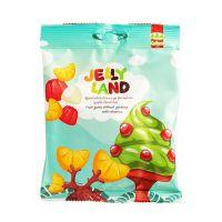 Kaiser Jelly Land Φρουτο-Ζελεδάκια με Βιταμίνες Χωρίς Ζελατίνη 100gr