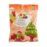 Kaiser Jelly Land Fruity Bears Αρκουδάκια Ζελεδάκια με 25% Συμπυκνωμένο Χυμό Φρούτων 100gr