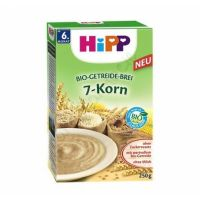 HiPP Κρέμα 7 Δημητριακών  250gr
