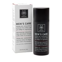 Apivita Men's Care Κρέμα-Τζελ Ενυδάτωσης Προσώπου Με Κέδρο & Πρόπολη 50ml