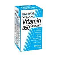 Health Aid B50 Complex 30 ταμπλέτες