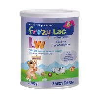 Frezylac Lw Γάλα Για Πρόωρα Βρέφη 0-6m 400gr